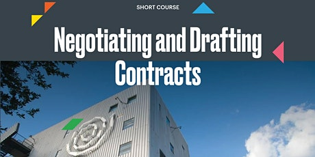 Negotiating and Drafting International Business Contracts (one week) tickets