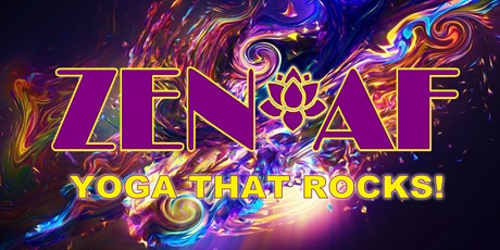 Zen AF - Yoga Rocks! tickets