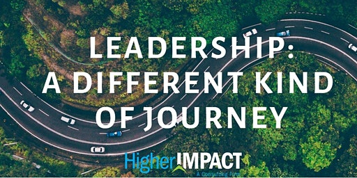 Leadership: A Different Kind Of Journey