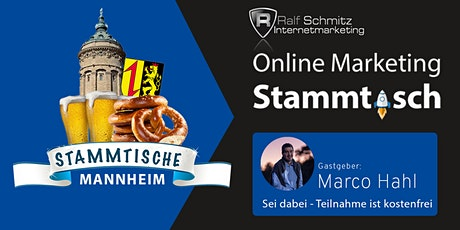 Onlinemarketing-Stammtisch Mannheim tickets