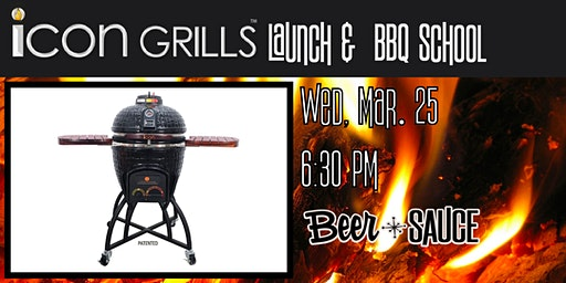 Icon Grills Launch & BBQ School