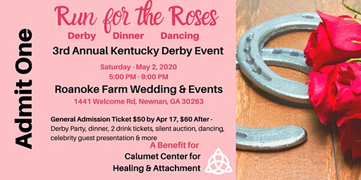 Run for the Roses - 3rd Annual Kentucky Derby Even