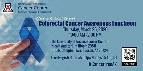 Colorectal Cancer Awareness Day tickets