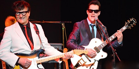 Through the Decades with Roy Orbison & Buddy Holly tickets