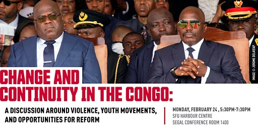 Change and continuity in the Congo