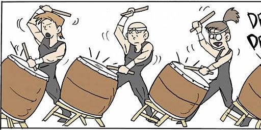 Beginner Taiko Drumming Workshops