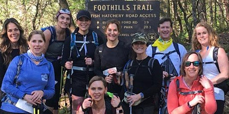 CureSearch Ultimate Hike Information Session tickets