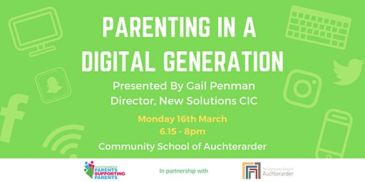 Parenting in a Digital Generation