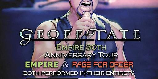 Geoff Tate - Empire 30th Anniversary Tour