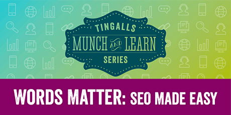 Words Matter: SEO Made Easy tickets
