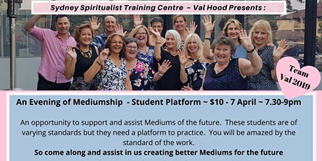 Student Platform 7 April tickets