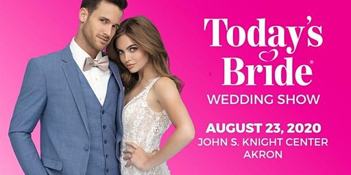 Today's Bride August 23 Akron Wedding Show