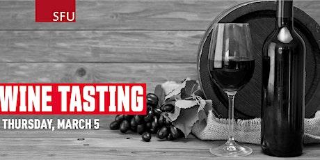 Edmonton: SFU Alumni Wine Tasting  tickets