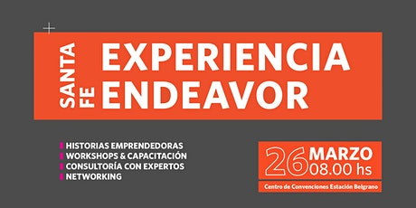 EXPERIENCIA ENDEAVOR SANTA FE tickets