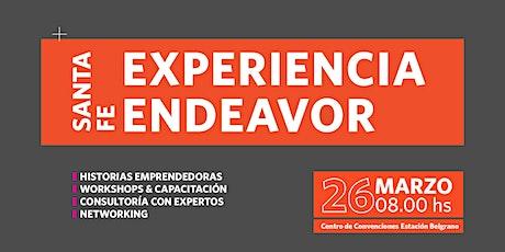 EXPERIENCIA ENDEAVOR SANTA FE entradas
