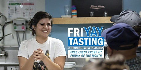 Friday Tasting at the Roastery tickets
