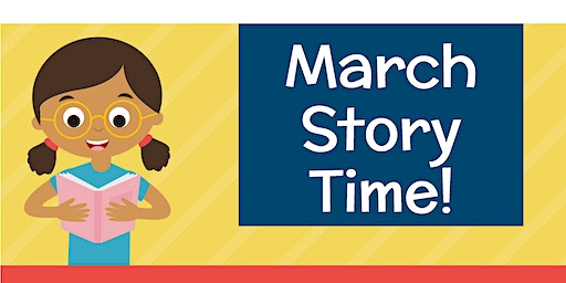 March Craft and Story at New Paris Branch