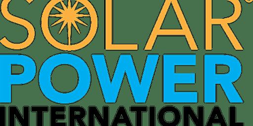 2020 Solar Power International