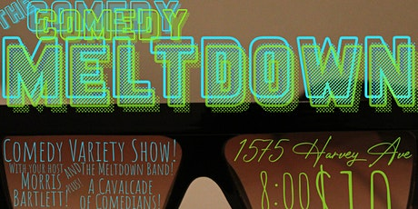Comedy Meltdown at Dakoda's tickets