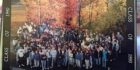 CHS 1990 Reunion tickets
