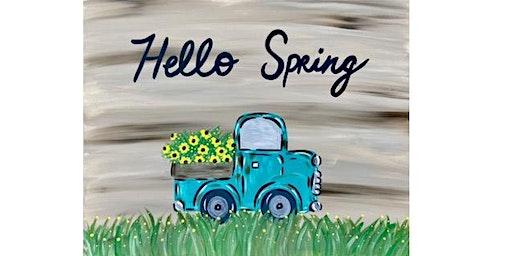 El Toro (Englewood) - Hello Spring - Paint Party