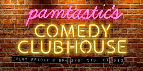 Comedy Clubhouse tickets