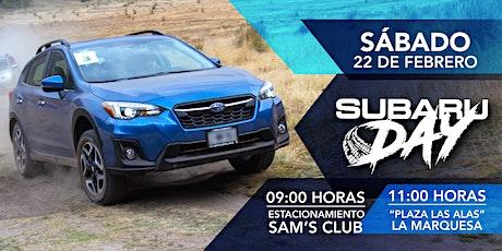 Subaru Day Santa Fe boletos