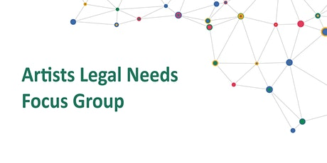 Artists Legal Needs Focus Group tickets
