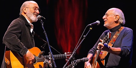 Peter Yarrow & Noel Paul Stookey (of Peter, Paul and Mary) tickets