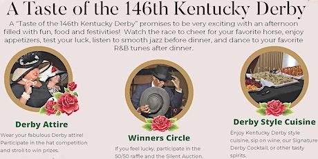 A Taste of 146th Kentucky Derby tickets