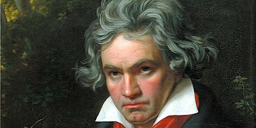 Audições Comentadas de Música Erudita | Universos musicais de Beethoven