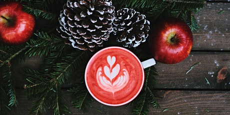 Holiday Coffee Cheer: Make Your Own Holiday Lattes + Cappuccinos tickets