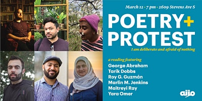 An Evening of Poetry + Protest with Mizna