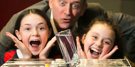 Engineers Week 2020: 'It's all done with mirrors' Dr Ken show tickets