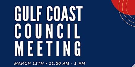 Gulf Coast Advisory Board Meeting tickets