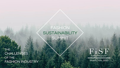 Fashion Sustainability Summit: the challenges of the fashion industry tickets
