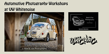 Automotive Photography Workshop @ VW Whitenoise Festival - two hours tickets