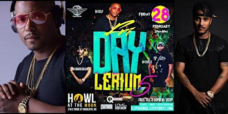 LHHNY Dj Self & Dj Quicksilva Annual FriDAY Lerium5 DayParty CI Weekend tickets