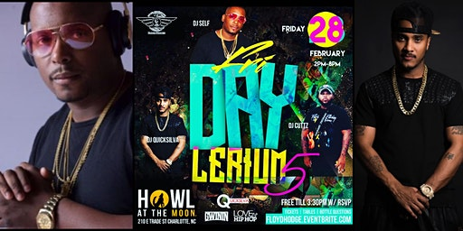 LHHNY Dj Self & Dj Quicksilva Annual FriDAY Lerium5 DayParty CI Weekend
