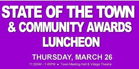 Danville State of the Town & Community Awards Luncheon tickets