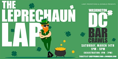 City Tap House D.C. St Patrick's Day Bar Crawl