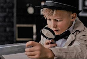 Glimmer Spy-Detective Adventure