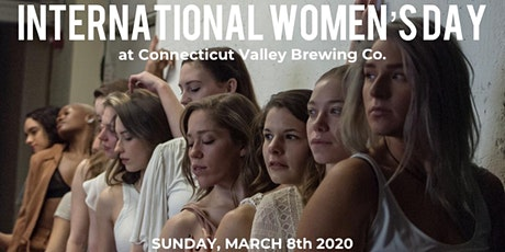 International Women's Day Dance Performance at CT Valley Brewing Co. tickets