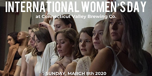 International Women's Day Dance Performance at CT Valley Brewing Co.