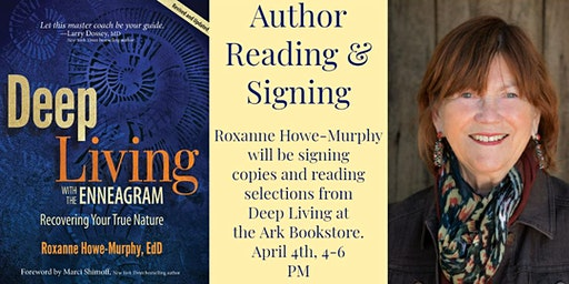 Roxanne Howe-Murphy Reading and Signing