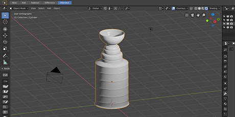 3D Sculpting with Blender 2.8 tickets