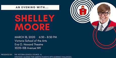 An Evening With Shelley Moore tickets