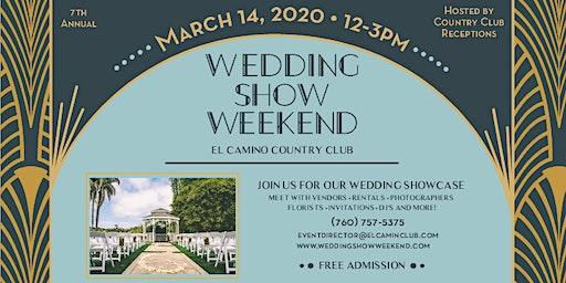 Wedding Show Weekend