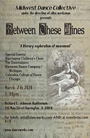 Midwest Dance Collective: Between These Lines Dance Concert - 2020