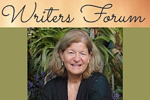 FREE EVENT: WRITERS FORUM WITH JOAN GELFAND